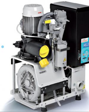 Cattani Turbo Smart-inclusief amalgaamafscheider-0