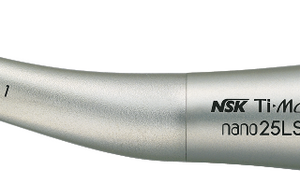 NSK Nano 25LS blauw hoekstuk met licht-0