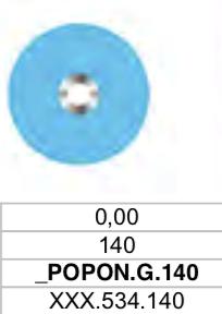 P.FLEX_POPON.G.140 x 100 stuks-0