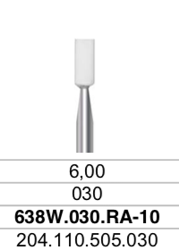 638W.030.RA x 10 stuks-0