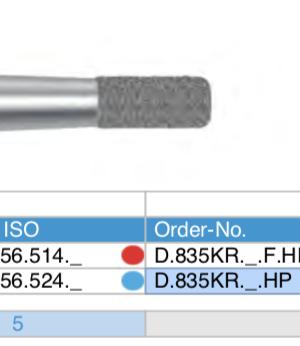 D.835KR.018.HP x 10 boren-0