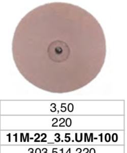 P.CE11M-22_3.5.UM x 100 stuks-0