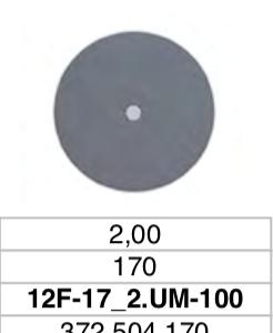 P.CE12F-17_2.UM x 100 stuks-0